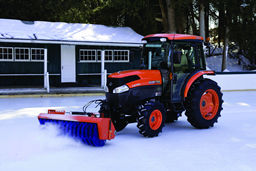 Kubota L5240 tractor Hydraulic System