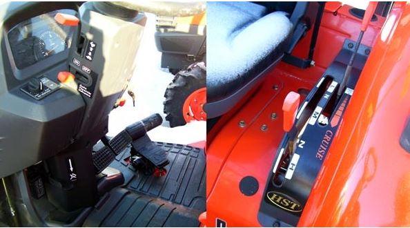 Kubota-L5740-tractor-transmission-System