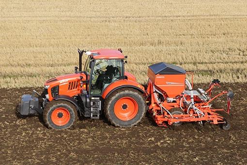 Kubota M7 131 Tractor Hydraulic