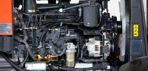 Kubota-M7040-Tractor-Engine