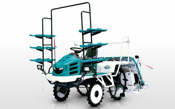 Kubota SPV-6MD Rice Transplanter Price Specs