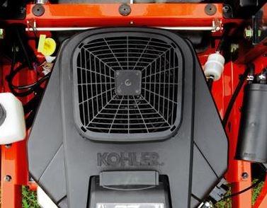 Kubota Z121S Zero-Turn Mower engine