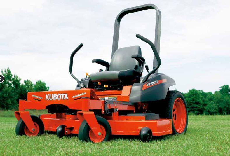 Kubota Z122E Zero-Turn Mower price