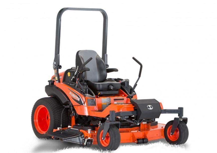 Kubota ZD1211R-60R Mower