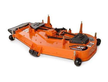 Kubota ZG222-48 Zero-Turn Mower deck