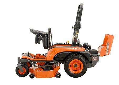 Kubota ZG222-48 Zero-Turn Mower maintenance