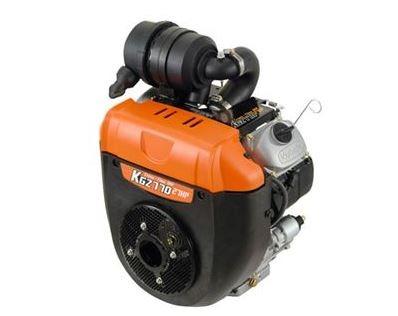 Kubota ZG332LP-72 Zero-Turn Mower engine
