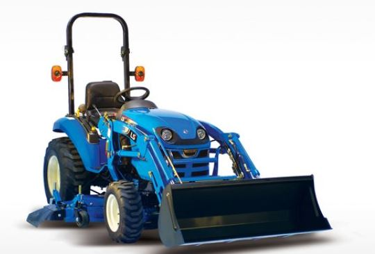 LS-XJ25-Sub-Compact-Tractor
