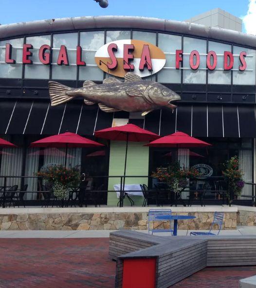 Legal Sea Foods Customer Satisfaction Survey