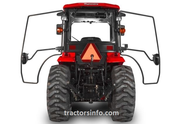 Mahindra 1640 HST CAB Compact Tractor Price List in The USA