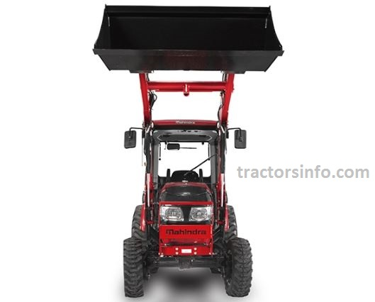 Mahindra 1640 HST CAB For Sale Price, Specs, Review, Overview