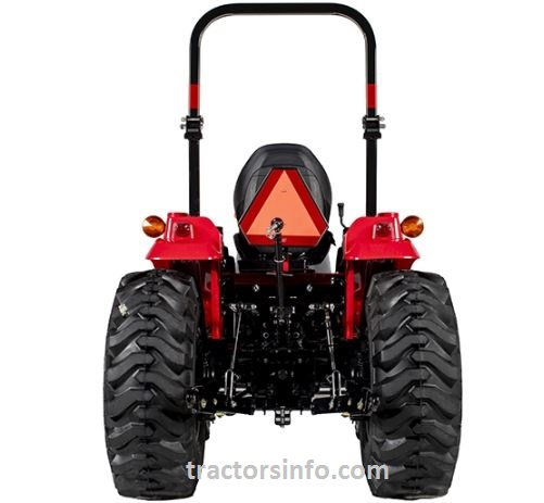 Mahindra 1640 HST Compact Tractor Specifications