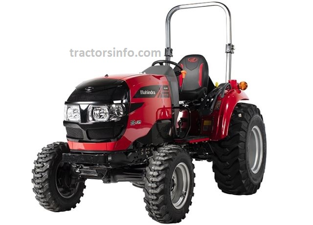 Mahindra 1640 Shuttle Compact Tractor For Sale Price USA Specs Features