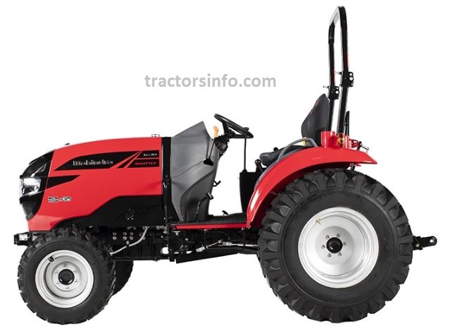 Mahindra 1640 Shuttle Compact Tractor Specifications
