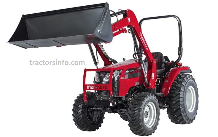 Mahindra 2638 HST For Sale Price, Specs, Review, Overview