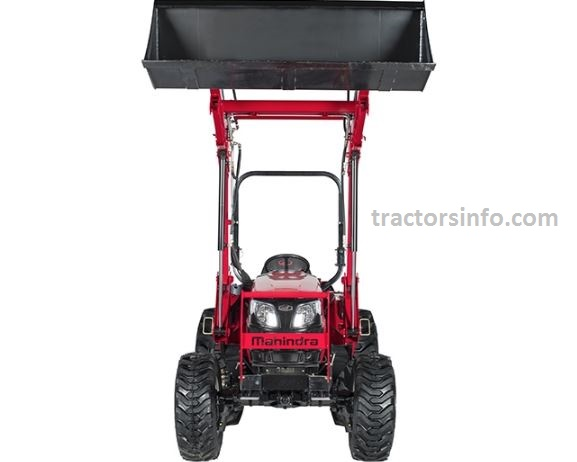 Mahindra 2638 HST Tractor Price List in The USA