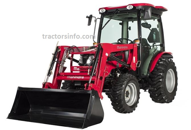 Mahindra 2645 Shuttle Cab Tractor Price List in The USA