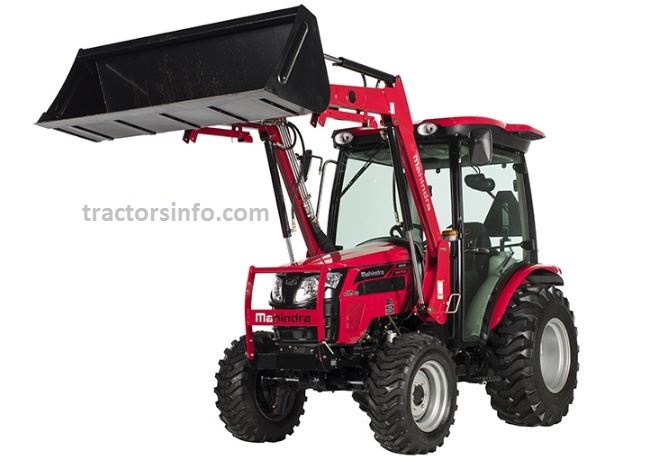 Mahindra 2645 Shuttle Cab Tractor Specifications