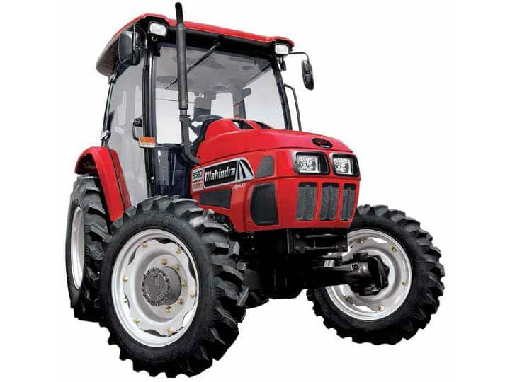 Mahindra 3540 4WD PST Cab Compact Tractor