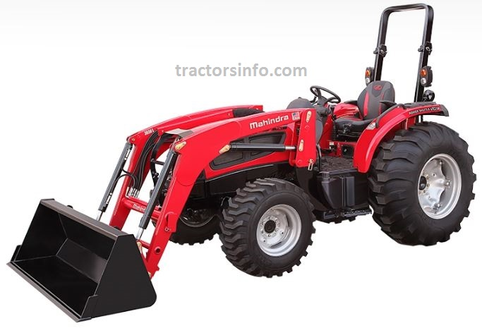 Mahindra 3650 PST OS Compact Tractor Price List
