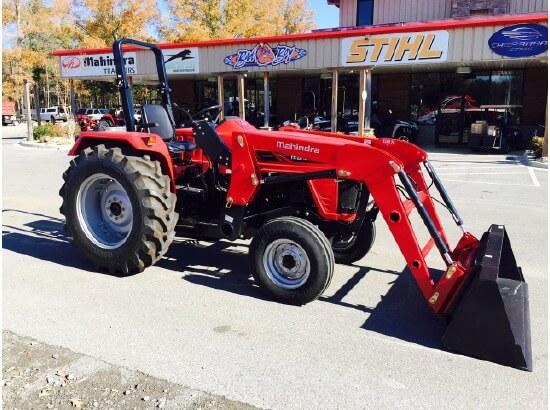Mahindra 4565 2WD Utility Tractor