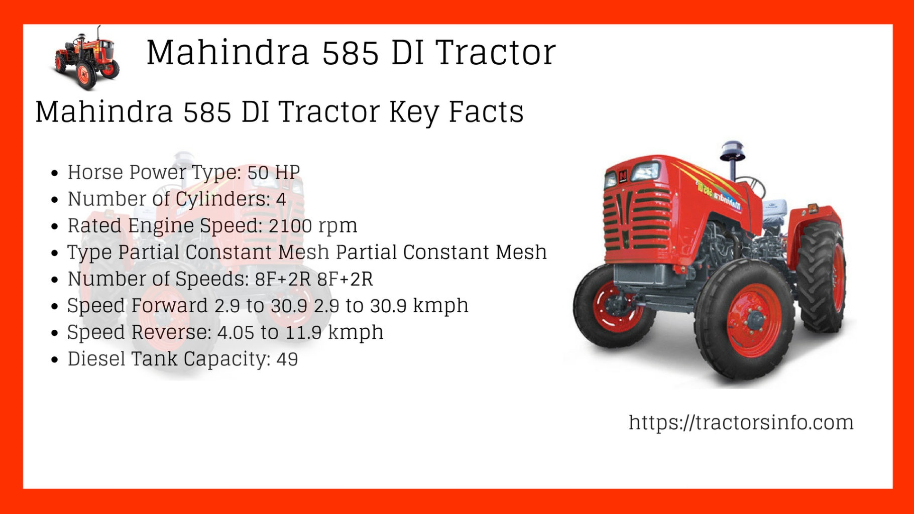 Mahindra-585-DI-Tractor
