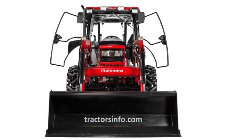 Mahindra 6065 4WD Power Shuttle Cab For Sale Price USA, Specs, Review, Overview
