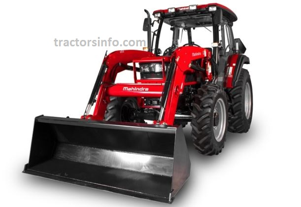 Mahindra 6065 4WD Power Shuttle Cab Tractor Price List in The USA