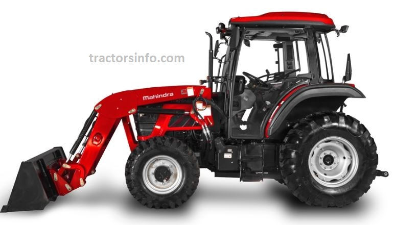 Mahindra 6065 4WD Power Shuttle Cab Tractor Specifications