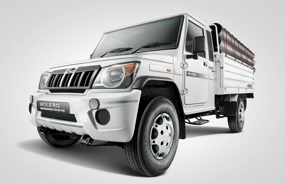 Mahindra BIG Bolero Pick-Up CBC