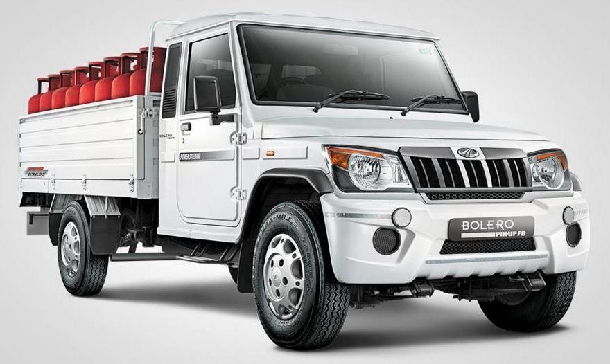 Mahindra Big Bolero Pick-Up 2WD 4WD