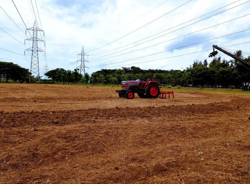 Mahindra Driverless TractorUnique Features