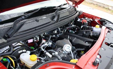 Mahindra KUV 100 engine