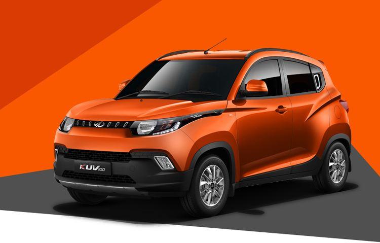 Mahindra KUV Petrol Engine 100 Car
