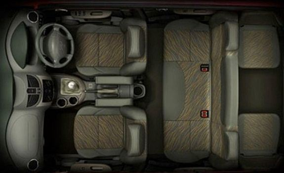 Mahindra Quanto car comfort