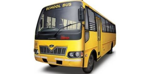 Mahindra Tourister COSMO College Bus 32 Seater