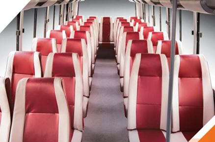 Mahindra Tourister COSMO College Bus comfort