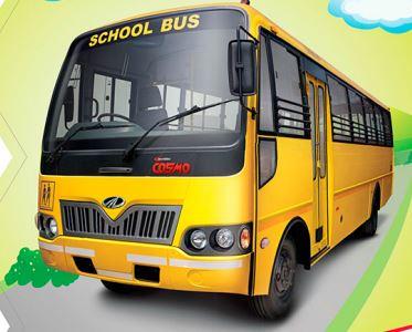 Mahindra Tourister COSMO School Bus 40 Seater
