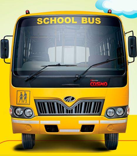 Mahindra Tourister COSMO School Bus