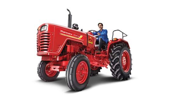 Mahindra Tractor 415 DI Ex Showroom Price