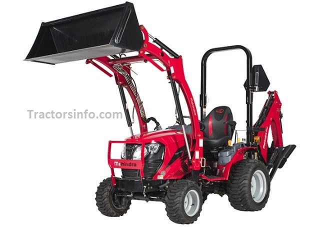 Mahindra eMAX 22L HST Sub Compact Tractor Price Specs Features Review