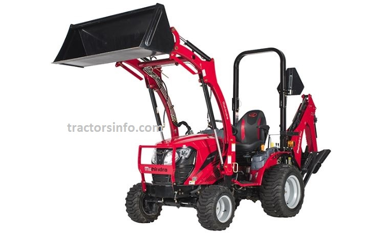 Mahindra eMAX 25L HST Sub Compact Tractor Price Specs Features Review