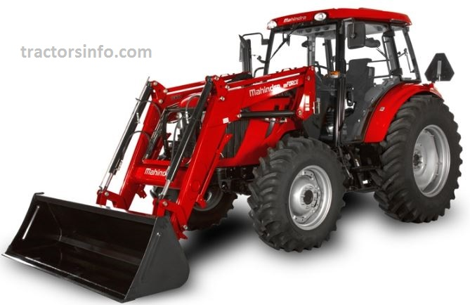 Mahindra m105 XL-S Tractor Price List in The USA