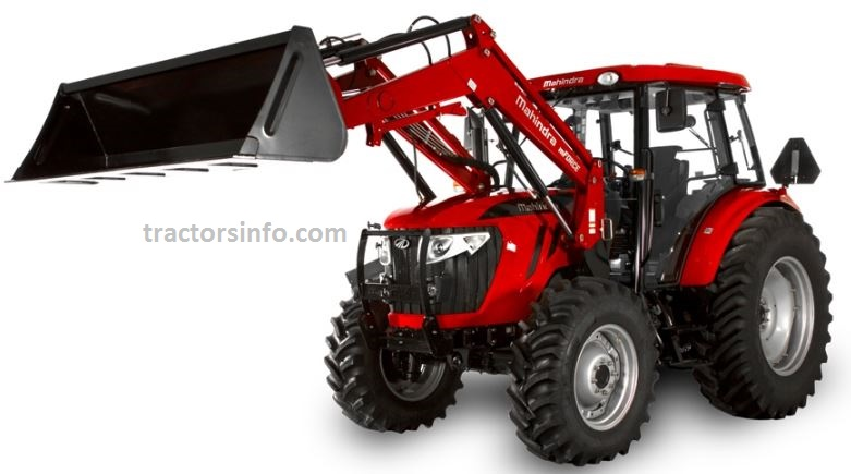 Mahindra m105 XL-S Tractor Specifications