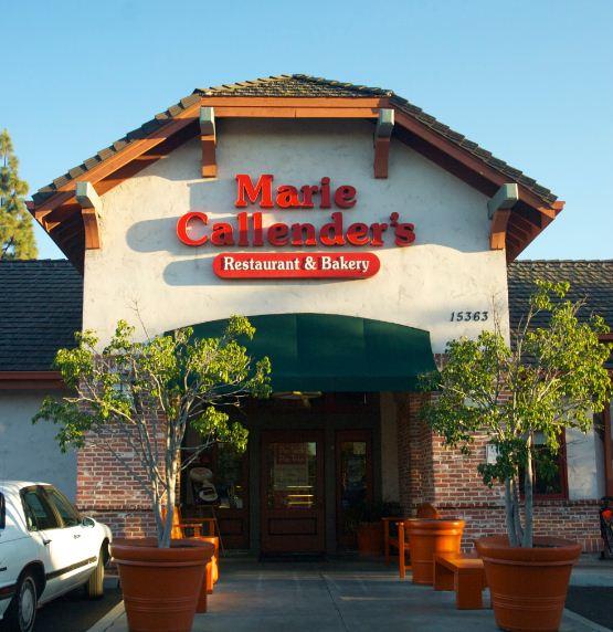 Marie Callender's Restaurant Customer Survey