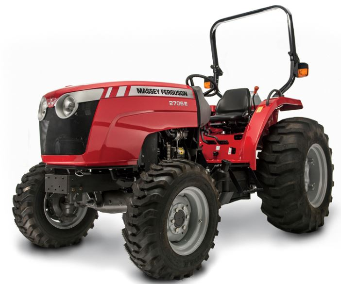 Massey Ferguson 2700E Series Tractor Specifications And Price List