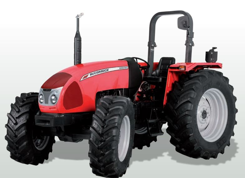 McCormick B-Max T0-T2 Tractor