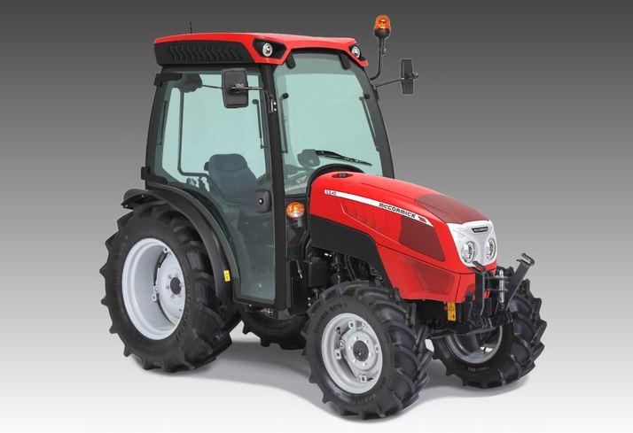 McCormick X2.40 Tractor specs