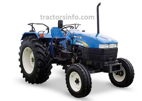 New Holland 5500 Turbo Super Tractor Price in India, Specs, Review, Overview