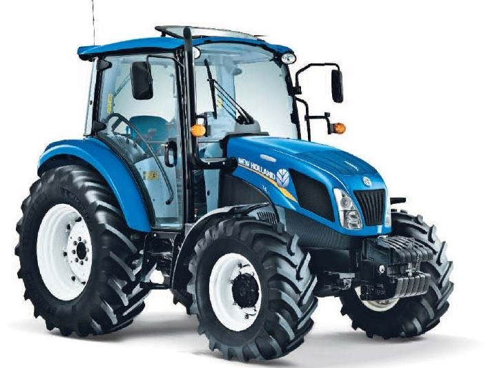 New Holland T4.90 Utility Tractor